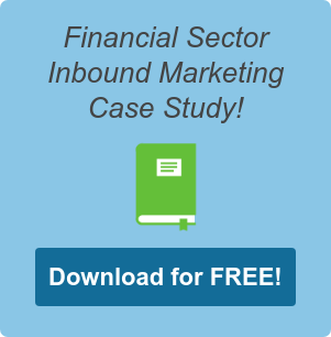 Financial Sector Inbound Marketing Case Study! Download for FREE!